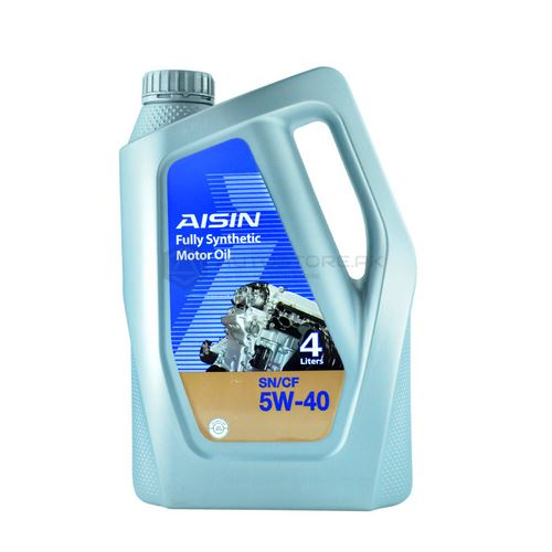 AISIN GASOLINE Fully Synthetic 5W-40