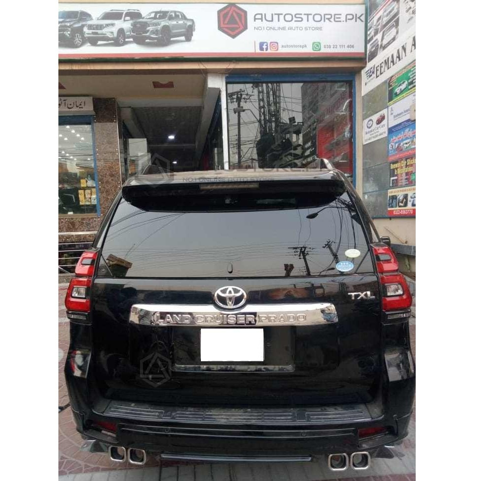 prado rear body kit