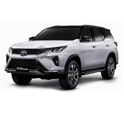 Fortuner to Legender