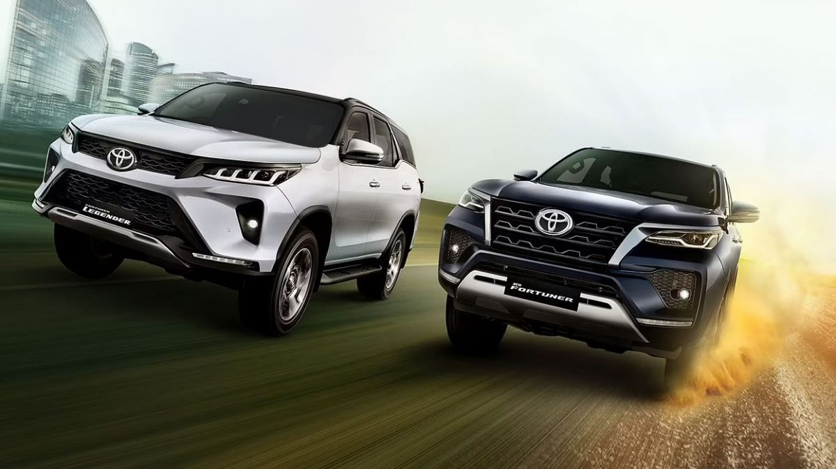 Toyota Fortuner Modification